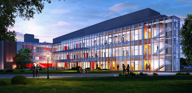 Westfield State University >> The Dr Nettie Maria Stevens Science And Innovation Center